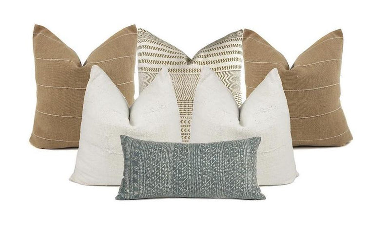 Malibu King Bed Combo | 6 Pillow Covers
