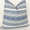 Sevilla Designer Pillow Cover | Blue