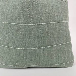 Vintage Sage Green Pillow Cover