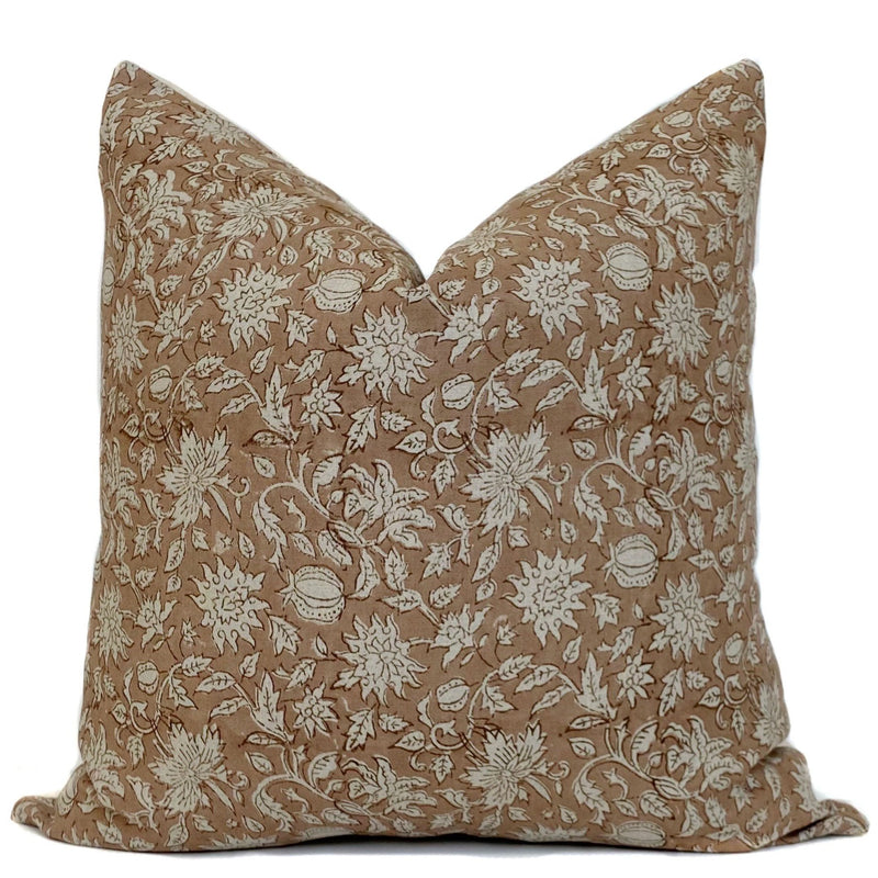Savannah Floral Pillow Cover