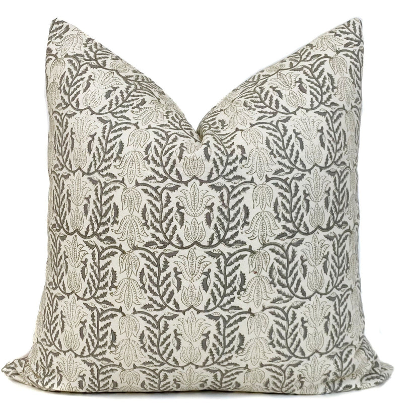 Olivia Floral PIllow Cover