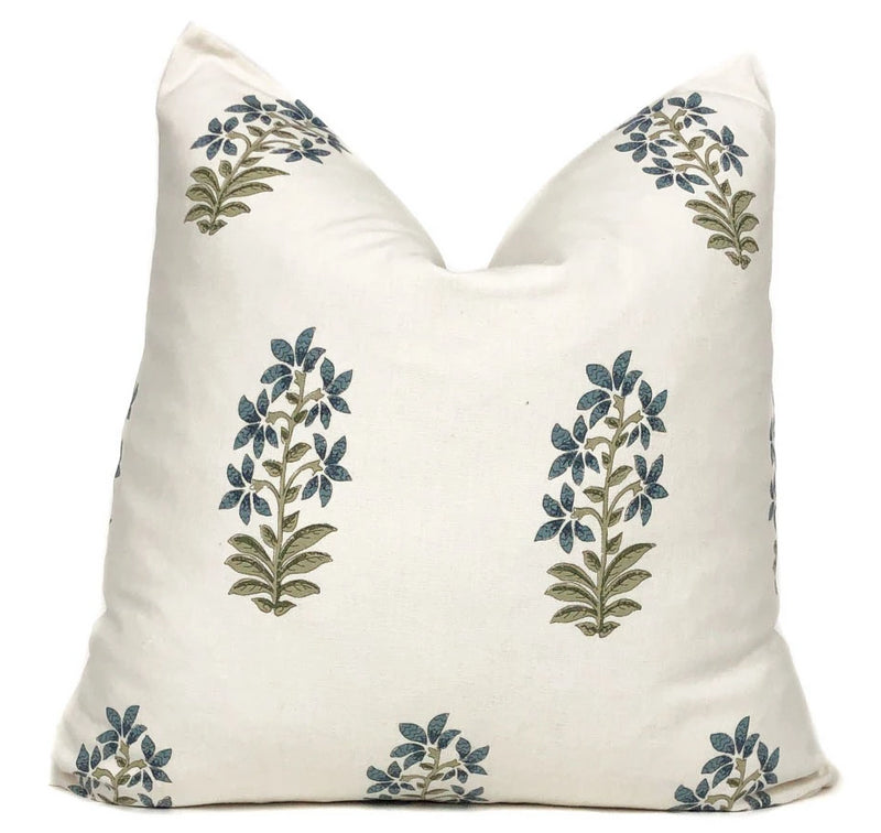 Floral Designer Pillow Cover | Udaipur | No9005
