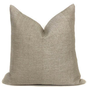 Caravane Pillow Cover in Jafara | Designer Pillow | No4