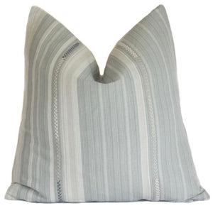 Bordado Designer Pillow Cover in Claro | No9013