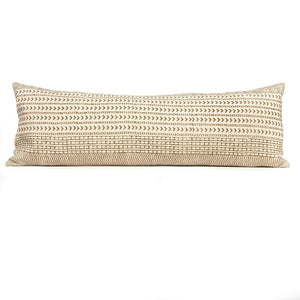 Maya Mustard Pillow Cover | No6004