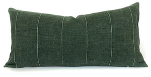 Vintage Green Pillow Cover | Designer Pillow | No4051