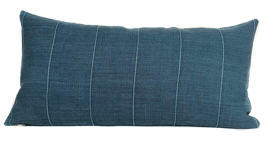 Vintage Blue Pillow Cover | Designer Pillow | NoB01