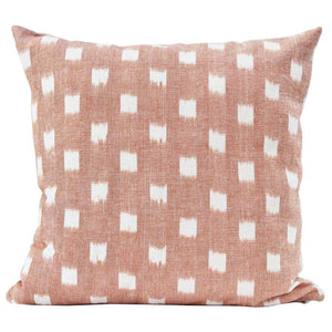 Rex Pillow Cover | Blush | Designer Pillow | KUFRI
