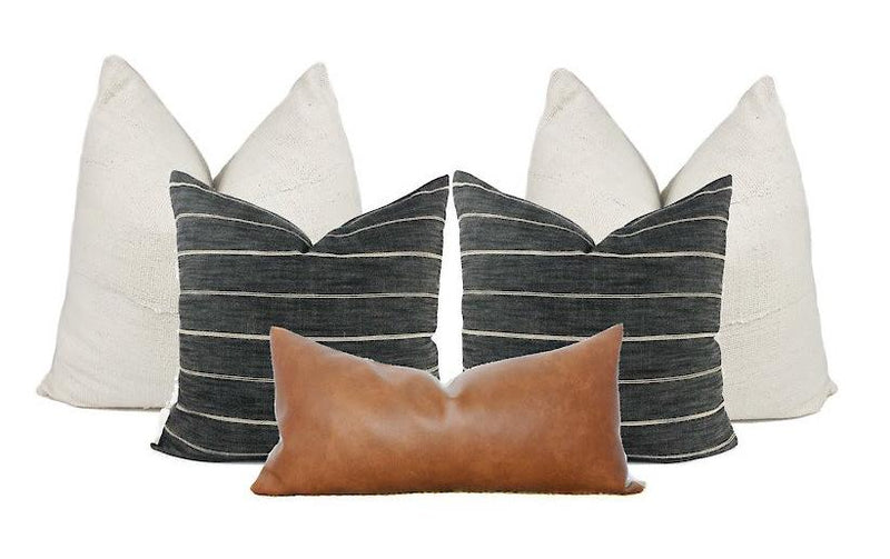 Sofa Pillow Combo #3 | 5 Pillows