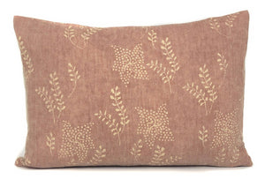 Vintage Floral Pillow Cover | Roux | Designer Pillow | No14