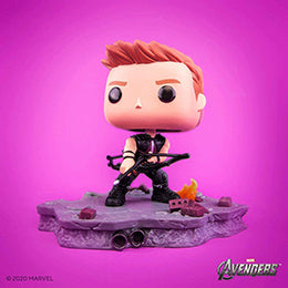 Coming soon: US Exclusive Pop! Deluxe: Hawkeye (Avengers Assemble)!