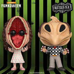 Funkoween in May presents: Pop! Movies - Beetlejuice