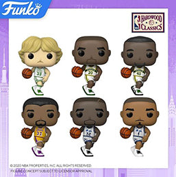 Toy Fair New York 2020 Reveals: NBA Legends!