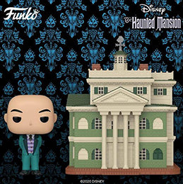 Funkoween in May Bonus Presents: Pop! Town: Haunted Mansion with Butler