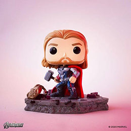 Coming soon: US Exclusive Pop! Deluxe: Thor (Avengers Assemble)!