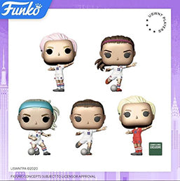 Toy Fair New York 2020 Reveals: U.S. Women's National Team!