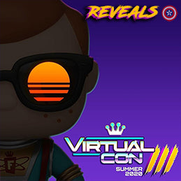 SDCC 2020 FUNKO VIRTUAL CON 3.0! Exclusives and Reveals