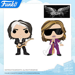 Coming Soon: Pop! Aerosmith