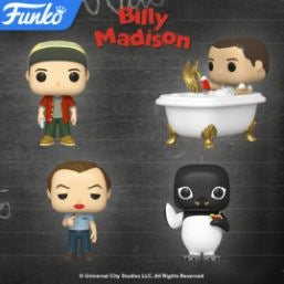 Coming Soon: Pop! Deluxe—Billy Madison!