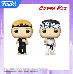 Toy Fair New York 2020 Reveals: Cobra Kai!