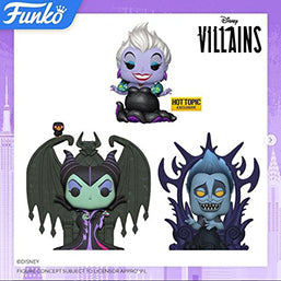 Toy Fair New York 2020 Reveals: Disney Villians!