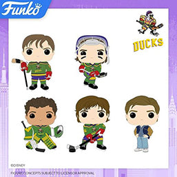 Toy Fair New York 2020 Reveals: The Mighty Ducks!