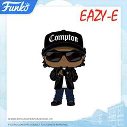 Coming Soon: Pop! Eazy-E