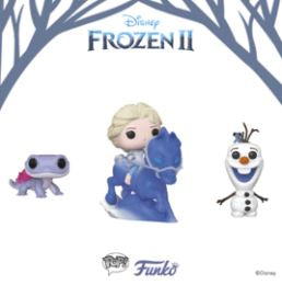 Coming Soon: Pop! Disney's—Frozen 2