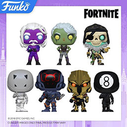 Toy Fair New York 2020 Reveals: Fortnite!