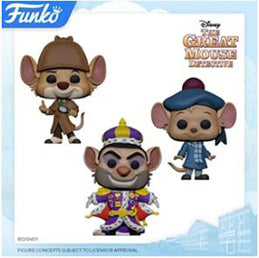 Coming Soon: Pop! Disney - The Great Mouse Detective