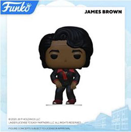 Coming Soon: Pop! James Brown