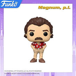 Toy Fair New York 2020 Reveals: Magnum, P.I.!