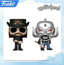Coming Soon: Pop! Rocks Motorhead
