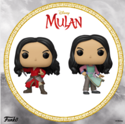 Coming Soon: Pop! Disney—Mulan!