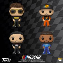 Coming Soon: Pop! NASCAR