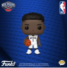 Coming soon: Pop! NBA!
