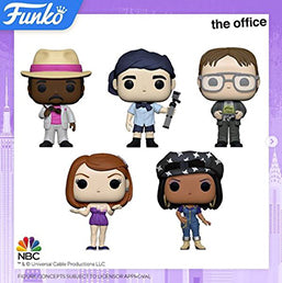 Toy Fair New York 2020 Reveals: The Office!
