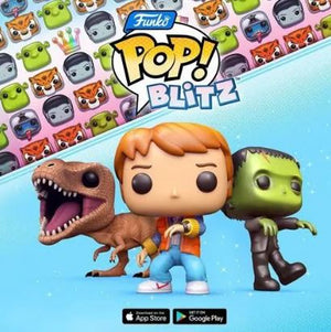FUNKO POP! BLITZ MOBILE GAME!