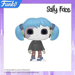 Toy Fair New York 2020 Reveals: Sally Face!