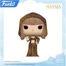 Coming Soon: Pop! Shania Twain