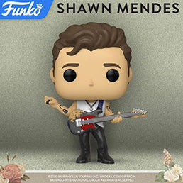 Coming soon: Pop! Rocks - Shawn Mendes