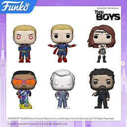 Toy Fair New York 2020 Reveals: The Boys!