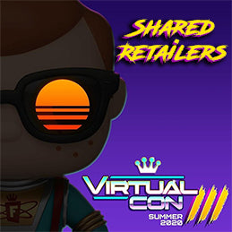 San Diego Comic-Con Shared Retailers (SDCC 2020)
