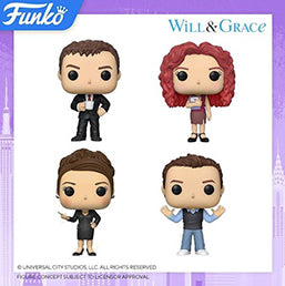 Toy Fair New York 2020 Reveals: Will & Grace!