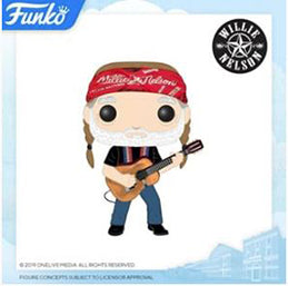 Coming Soon: Pop! Willie Nelson