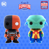 Funkon 2021 Reveals: DC Imperial Palace – Deathstroke and Martian Manhunter