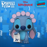 2021 NYCC Exclusive Reveals: Disney: Lilo & Stitch- Stitch in Rollers with Drawing
