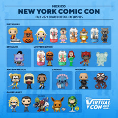 2021 NYCC shared retail exclusives for Canada