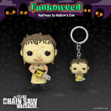 Pop! Movies- The Texas Chainsaw Massacre - Leatherface