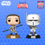 Funkon 2021 Reveals: STAR WARS™ Across The Galaxy – Rey™ and STAR WARS REBELS™ – Imperial Comando™